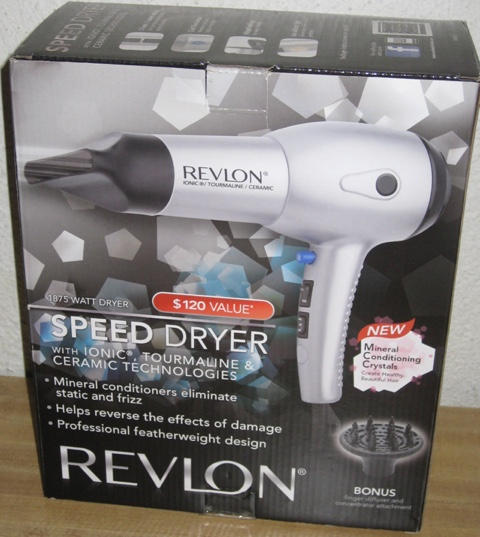 ITEM 007 - Revlon Speed Hair Dryer